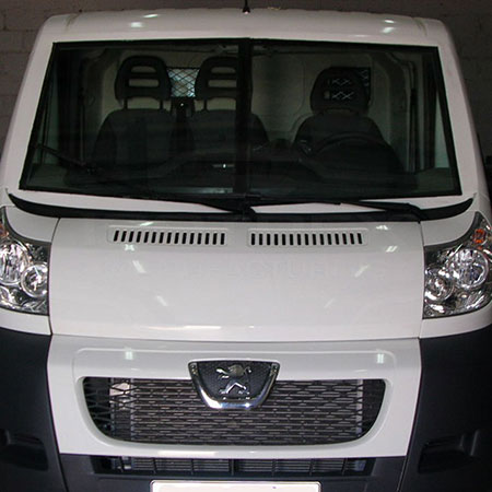 Armored Peugeot Boxer