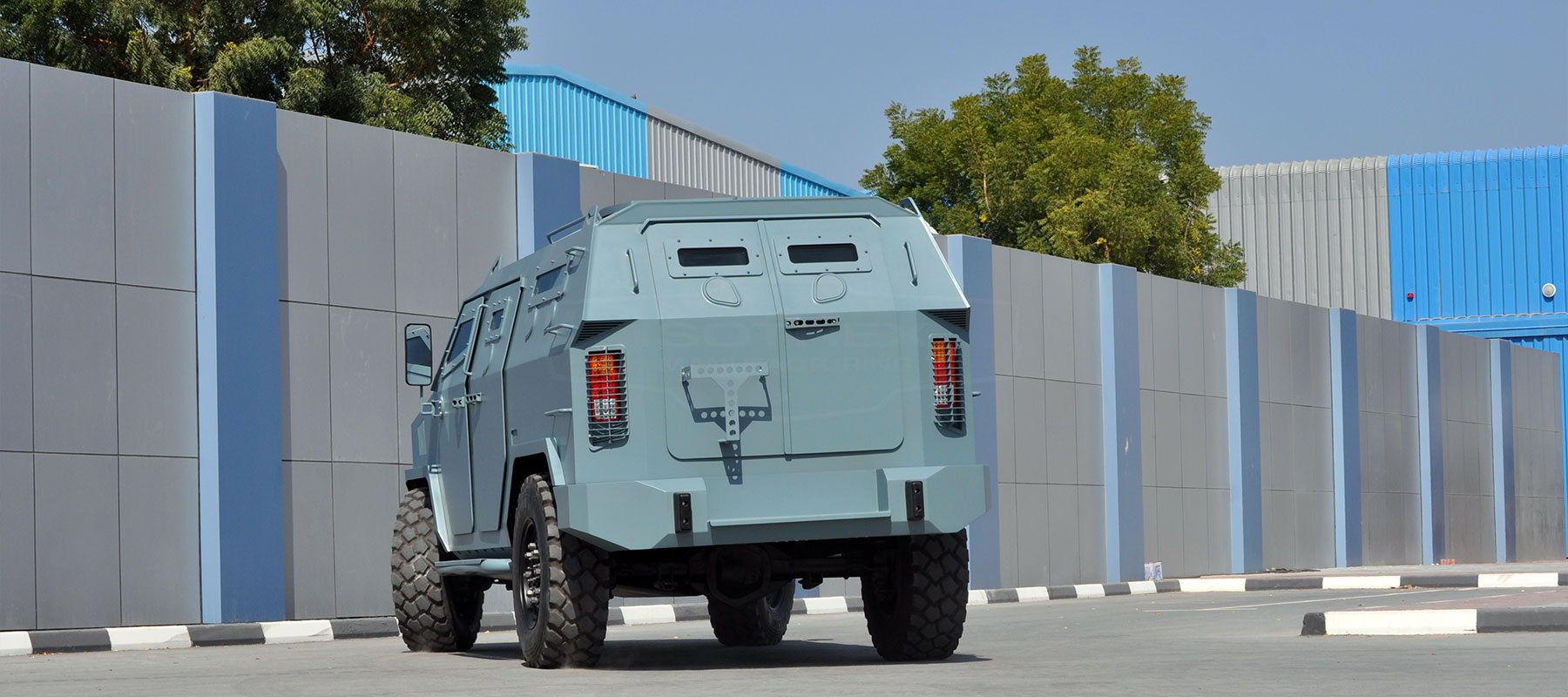 Isotrex Phantom - Armored Personnel Carriers