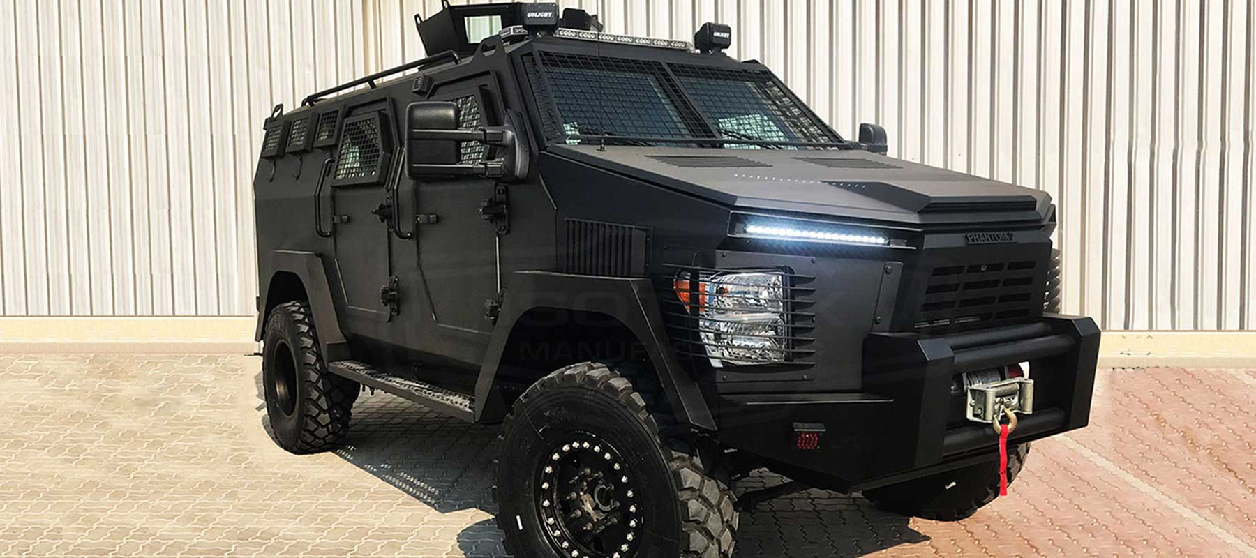 Isotrex Phantom V2 - Armored Personnel Carriers