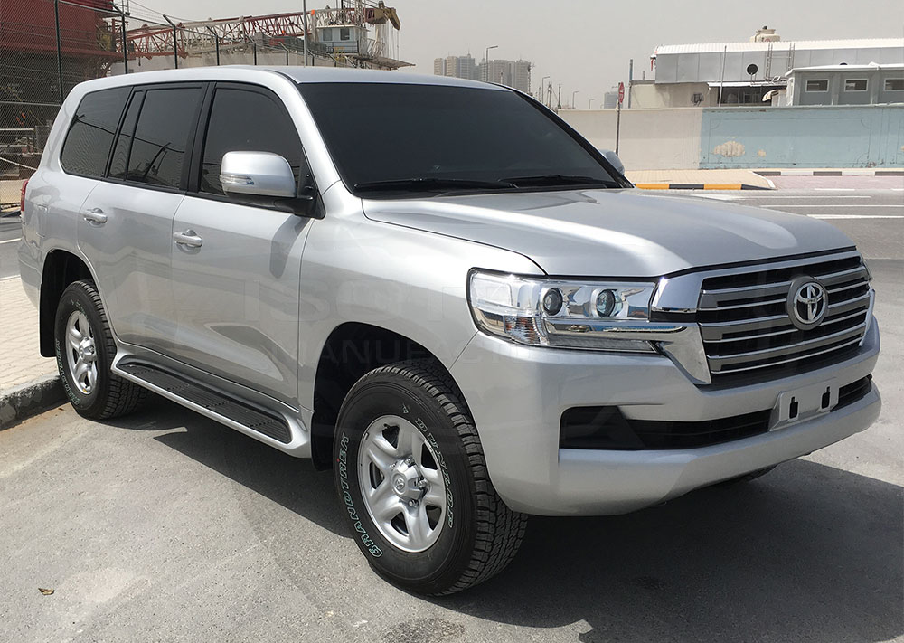 Armored Toyota Land Cruiser 200 Armored Suv Isotrex